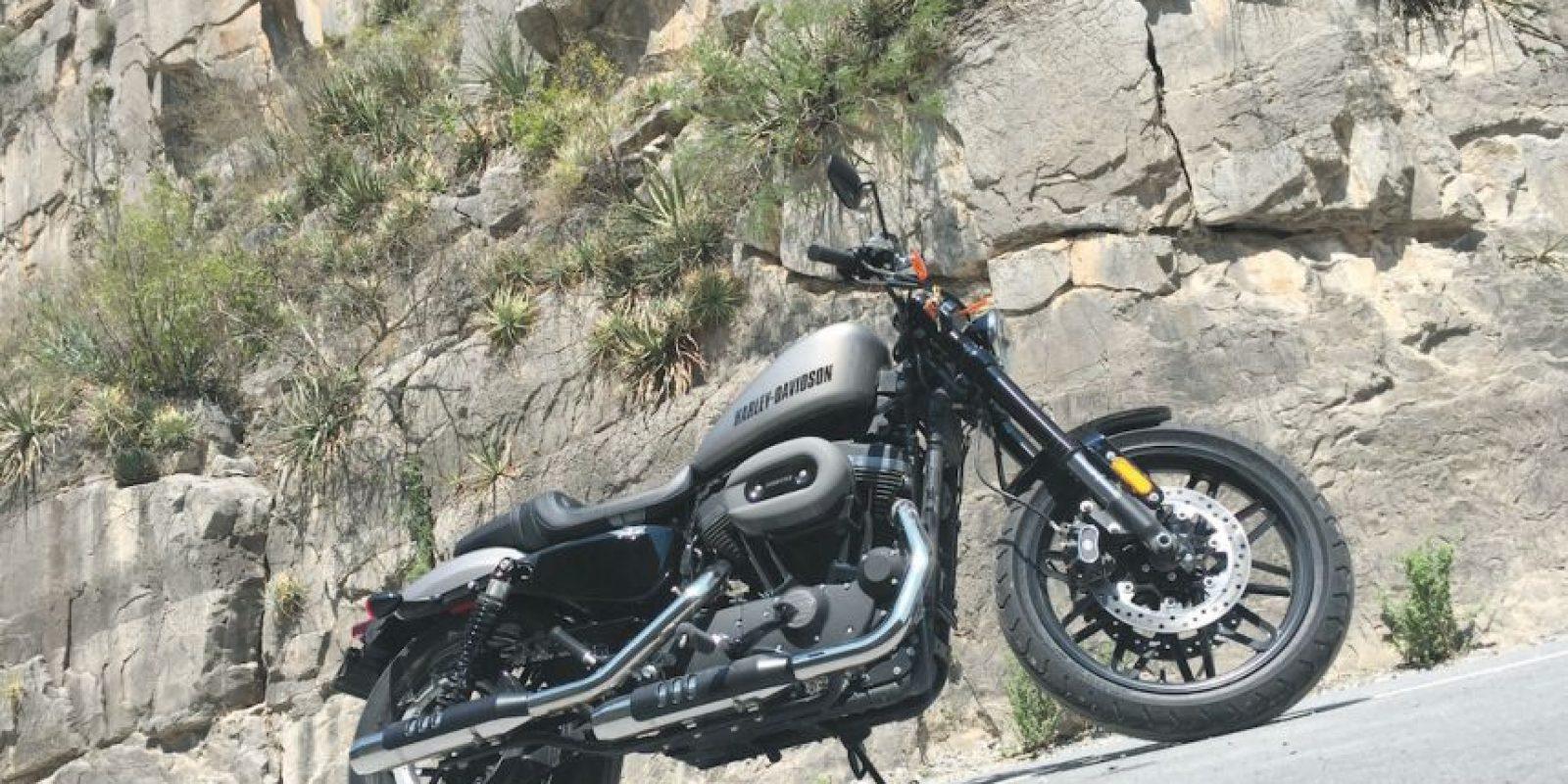 Presentan su primera moto del año: la 1200 Roadster que es ágil, potente y con gran tecnología. Foto: Harley-Davidson
