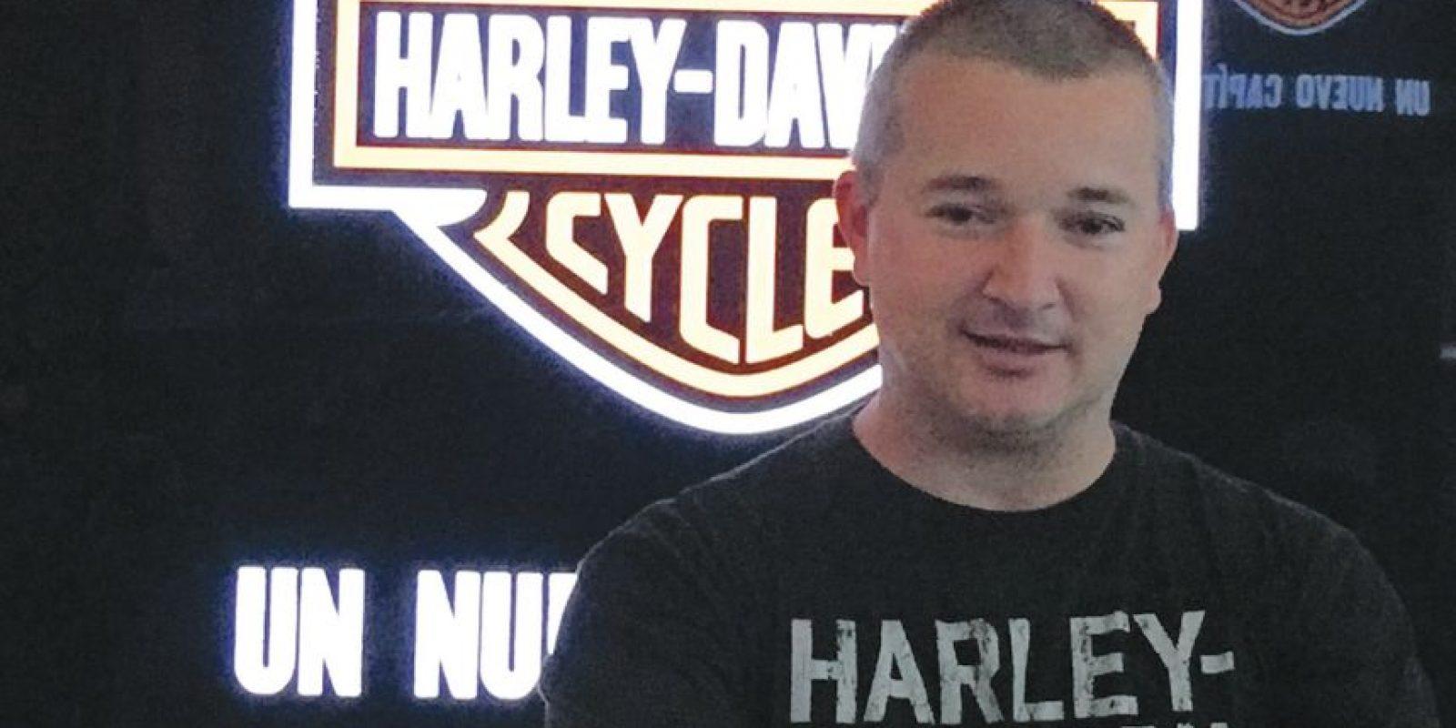 Raymundo Cavazos, director general de HD México y Latinoamérica, recibió en su ciudad al Rally y nos confirmó Harley-Days en CDMX para el 26 de noviembre. Foto:Memo Lira