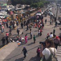 En la CETRAM transitan unas 400 mil personas al día Foto:Especial