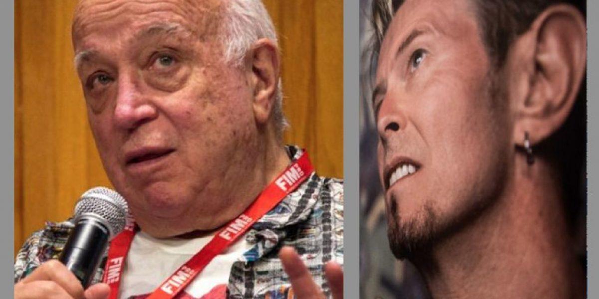 Seymour Stein y David Bowie, más allá de la genialidad en Guadalajara