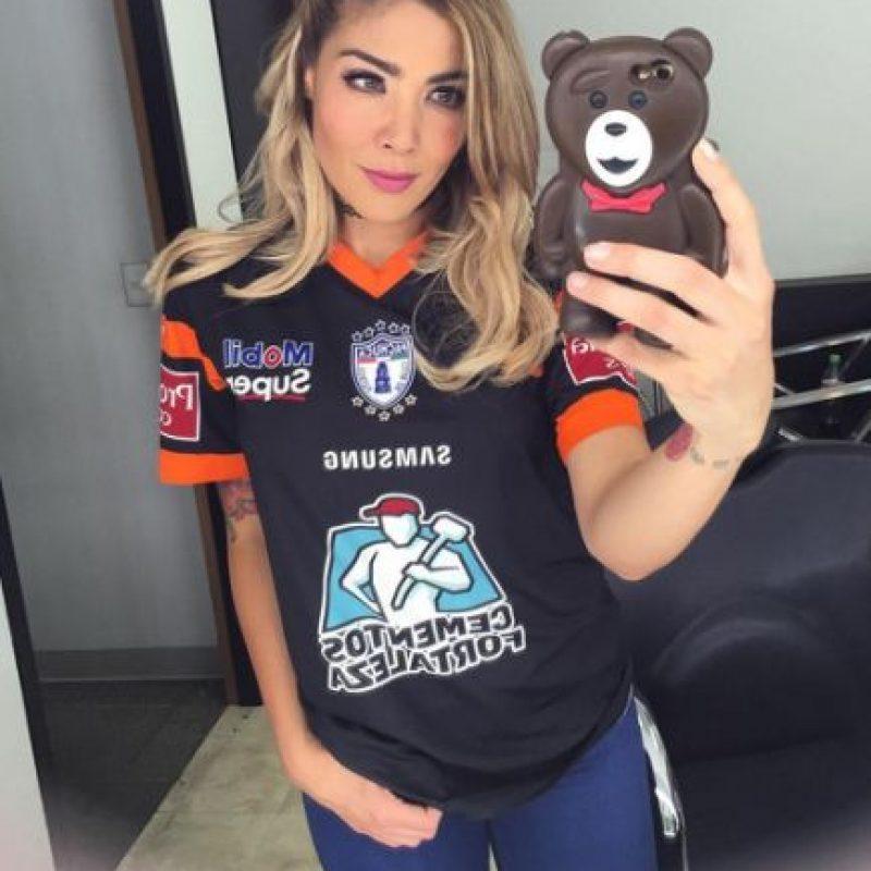 Erika Fernández Foto:Instagram