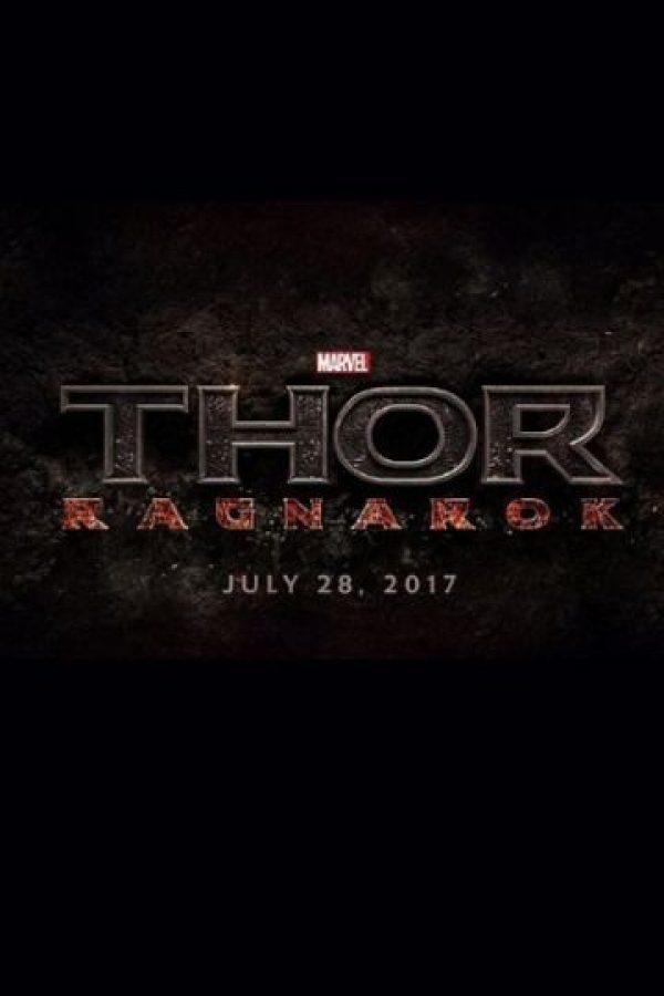 La cinta del Dios mitológico llegará a la pantalla grande el 28 de julio de 2017 Foto:IMDb