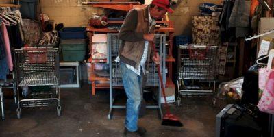 Trabajo doméstico – 68.8% Foto:Getty Images