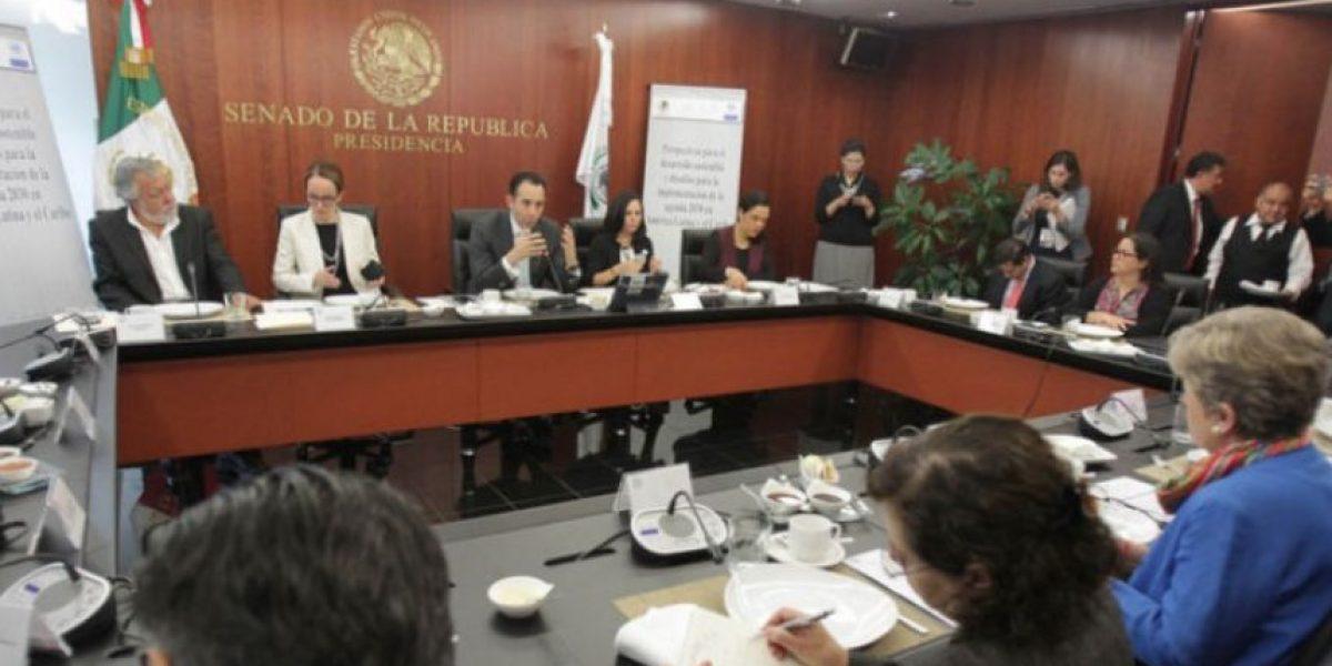 Senadores panistas buscan un sistema efectivo contra la corrupción