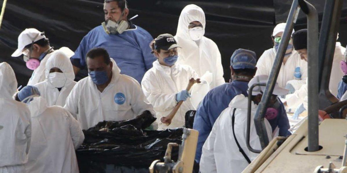 Suman 15 cuerpos recuperados en fosas en Tetelcingo