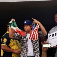 "California ""se enciende"" en contra de Trump Foto: Getty Images"
