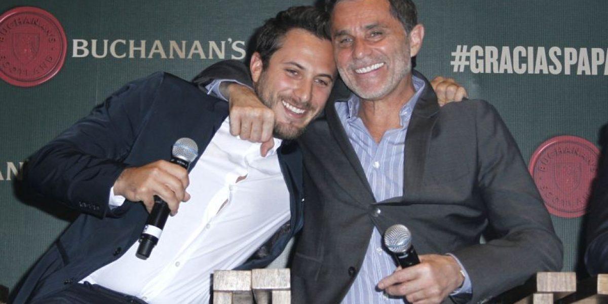 Humberto y Sebastián Zurita se unen a la campaña #GraciasPapá