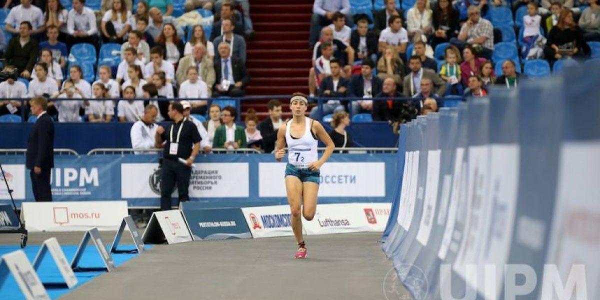 Se le esfumó en Moscú, sueño olímpico a Mariana Arceo