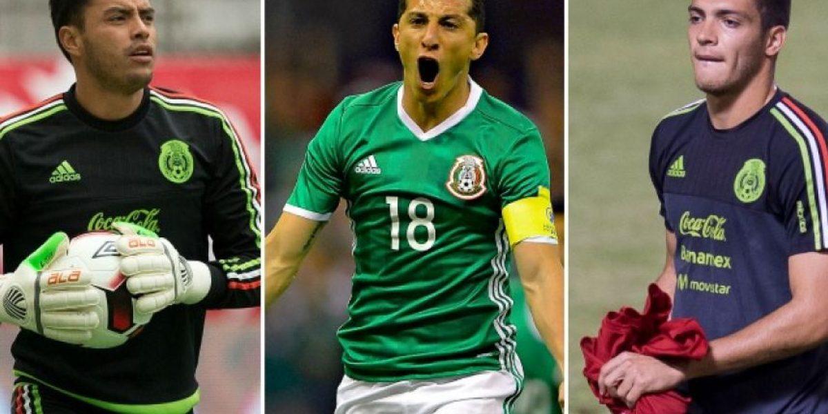 Talavera, Guardado y Jiménez serían los refuerzos para Río 2016