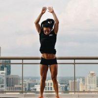 Ella cuenta con 37 mil 700 seguidores en lnstagram Foto:Vía instagram.com/emilybreeze