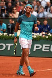 Nadal sigue con vida en Roland Garros Foto:Getty Images