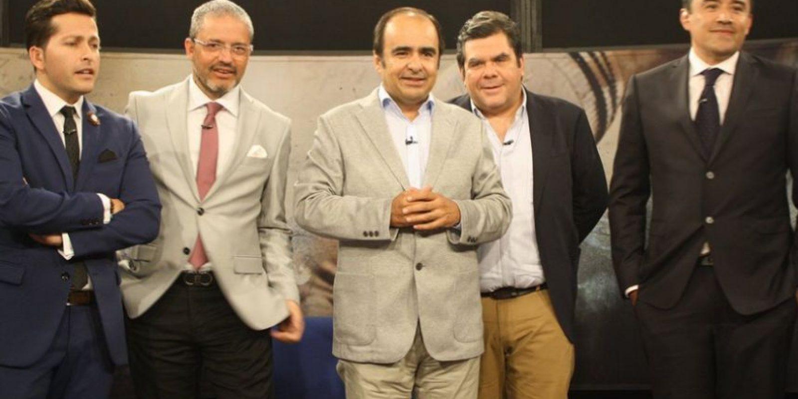 Anuncian la salida del aire de Marcaje Personal de Tv Azteca Foto:Twitter