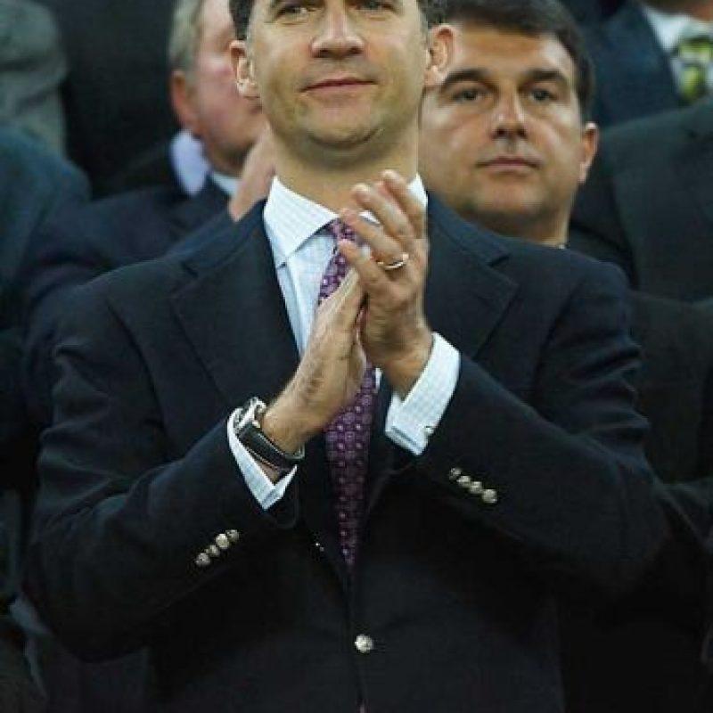 Rey Felipe de España Foto:Getty Images