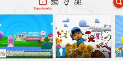 2.- YouTube Kids Foto:App Store