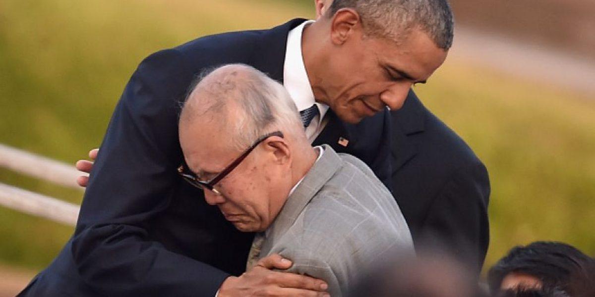 Desde Hiroshima, Obama hace un llamado por la desnuclearización
