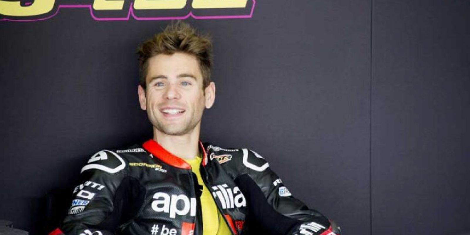 Álvaro Bautista (Piloto de Moto GP) Foto:Getty Images