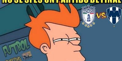 Checa las mejores imágenes de broma sobre el Pachuca 1-0 Monterrey. Foto:Facebook