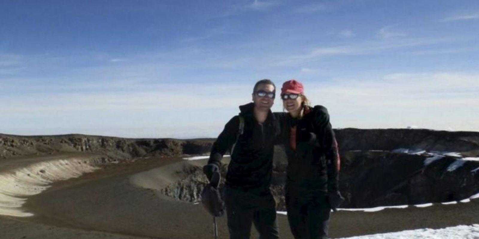 El Everest es la montaña más alta del planeta Foto:Facebook/marisa.strydom.10