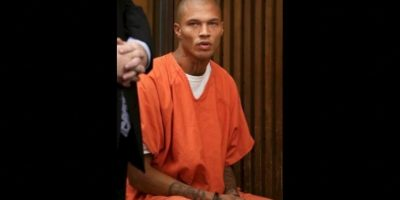 No fue la primera vez que llegó a la cárcel Foto:Facebook/Jeremy Meeks