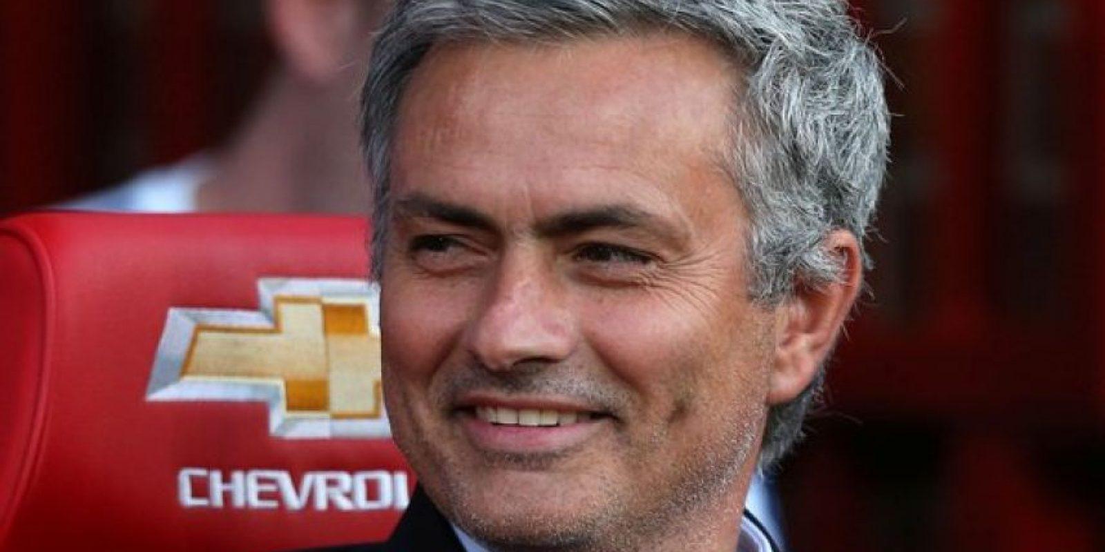 José Mourinho se estrenó en Instagram Foto:Vía twitter.com/ManUtd