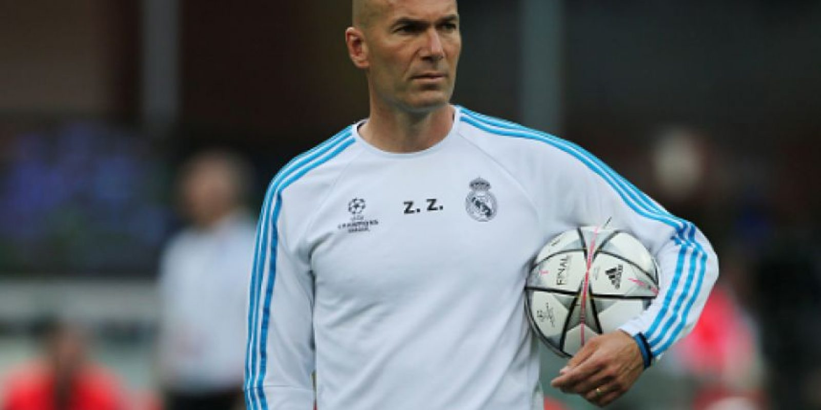 Zidane considera que nadie puede disputar una Final de Champions sin sufrir Foto:Getty Images