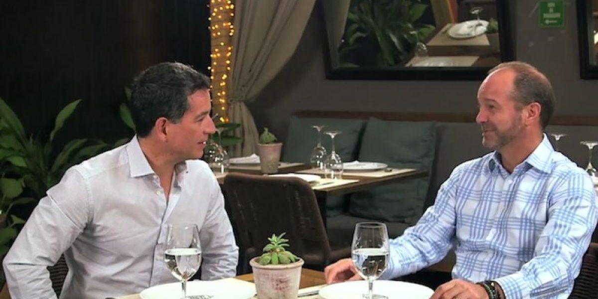 VIDEO: Javier Alarcón y Luis García hacen arriesgada apuesta para la Final de Liga MX