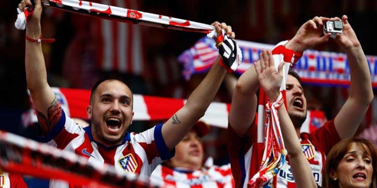 ¡Listos para gritar los goles de su equipo! Foto:Getty Images