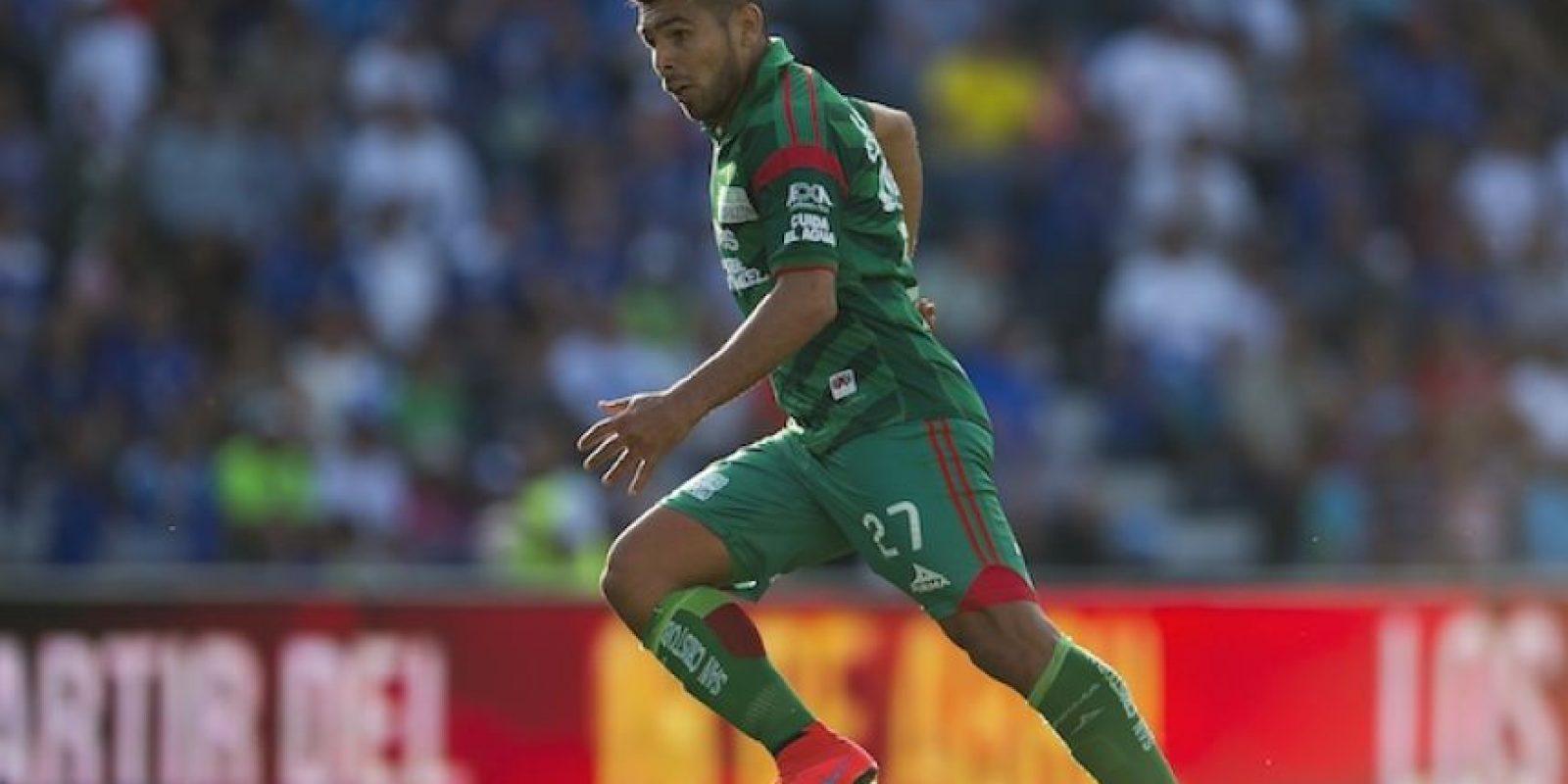 El delantero argentino suma 18 goles en sus últimas dos temporadas en México. Foto:Mexsport