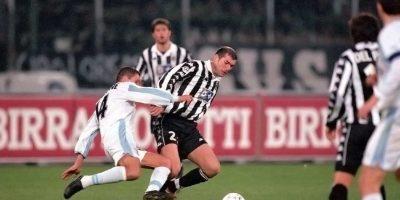 """Y como jugadores, también Simeone se impuso a """"Zizou"""". Foto:Getty Images"""