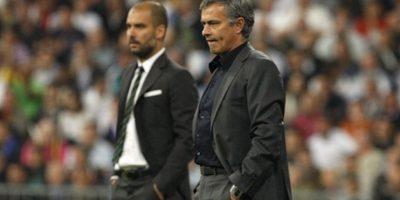 Pep Guardiola y José Mourinho dirigirán a los equipos de Manchester para la próxima campaña. Foto:Getty Images