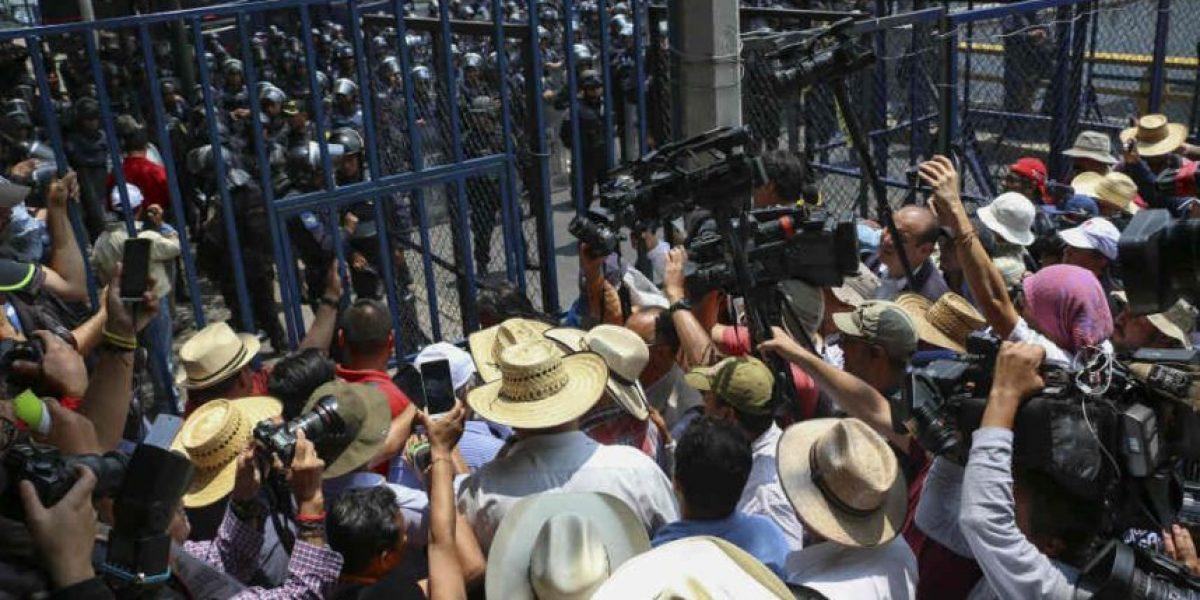 Diálogo con CNTE, sólo si acepta reforma educativa, reitera  Presidencia