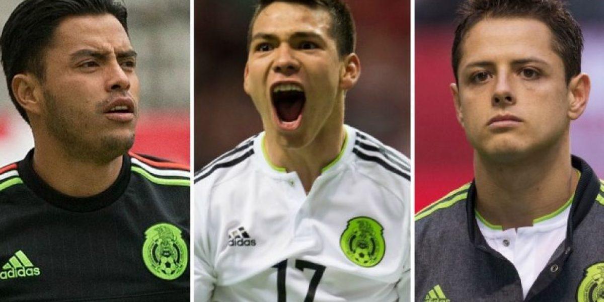 ¡Por la hazaña! Las seis figuras del Tri a seguir en la Copa América Centenario