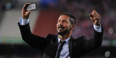 Como entrenador lleva ganada una Liga de España, una Copa del Rey y una Supercopa de España. Foto:Getty Images