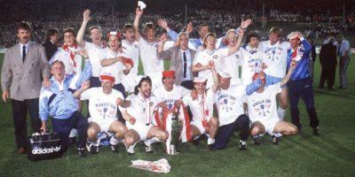 PSV (Holanda)-1 título: 1988 Foto:Getty Images