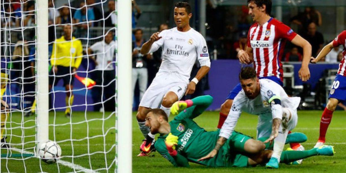 ¡Polémica en la Final! El gol del Real Madrid fue en fuera de lugar