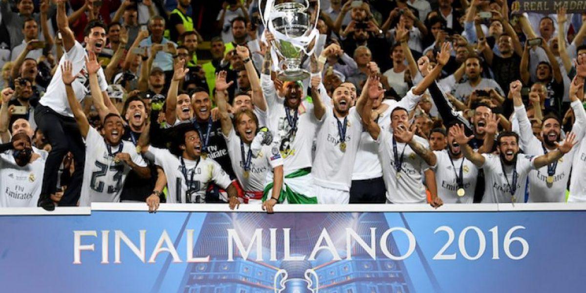 ¡La undecima es Real! Real Madrid es el Campeón de la Champions League