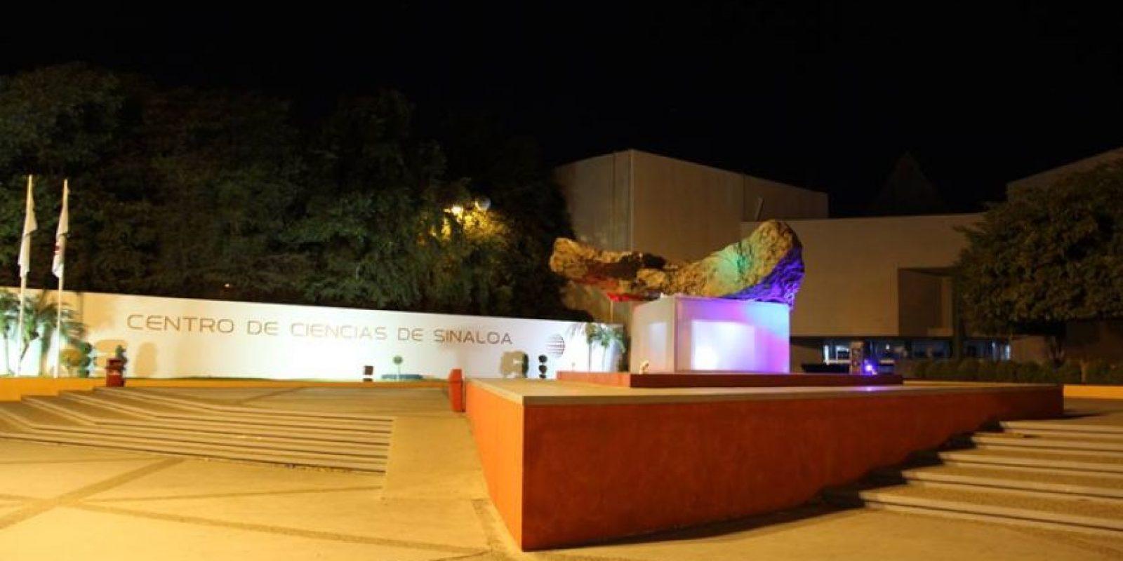 Foto:Tomado del Museo Centro de Ciencias de Sinaloa