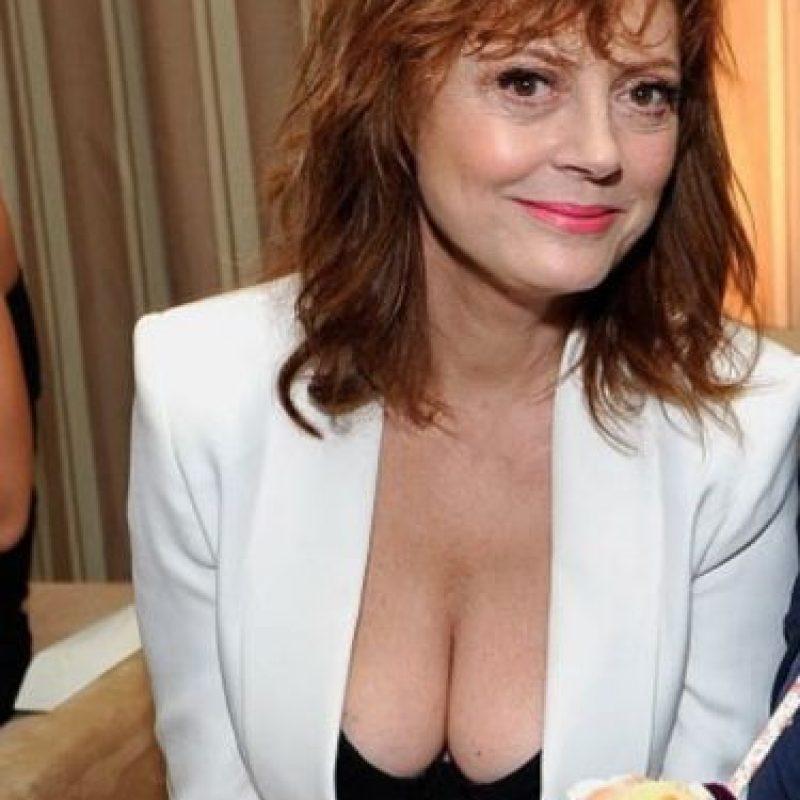 Es una actriz y productora estadounidense de cine y televisión. Foto:Twitter