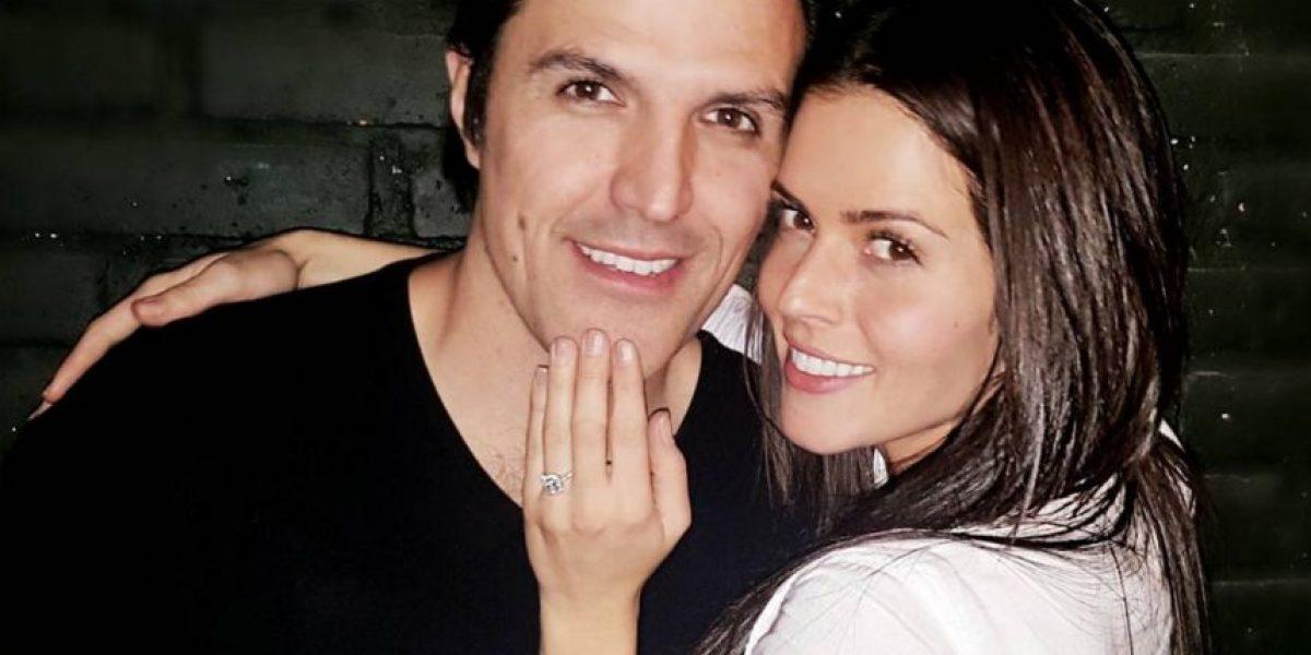 Claudia Álvarez y Billy Rovzar se casarán en boda espiritual