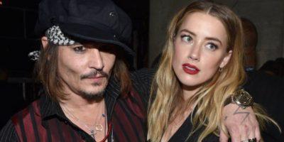 Ya estaban separados tres meses antes de dar la declaración oficial. También se dice que Depp, a los tres meses de casado, se dio cuenta de que cometió un error. Foto:vía Getty Images
