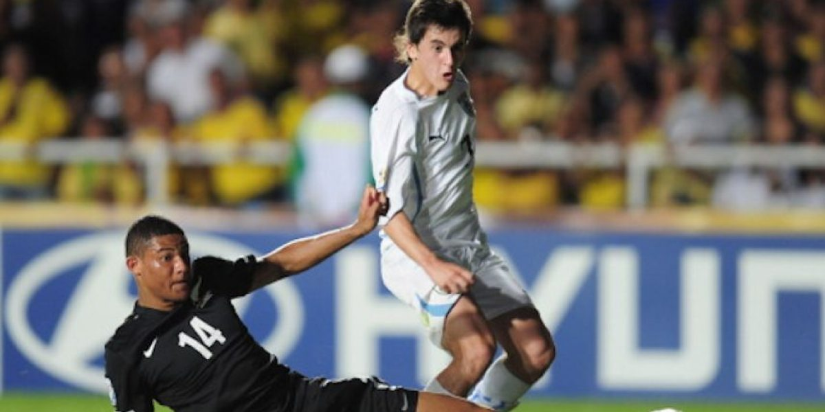 Adrián Luna, el primer