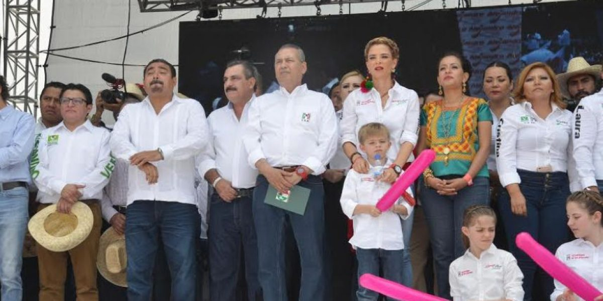 PRI, listo para triunfo de Murat en Oaxaca: Beltrones