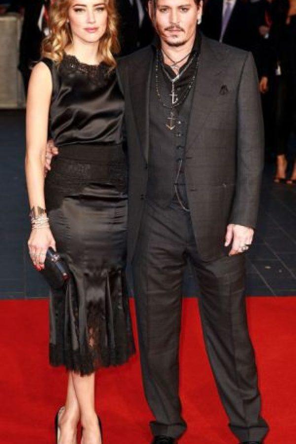 Dicen que Depp se dio cuenta de su error tres meses después del matrimonio. Foto:vía Getty Images