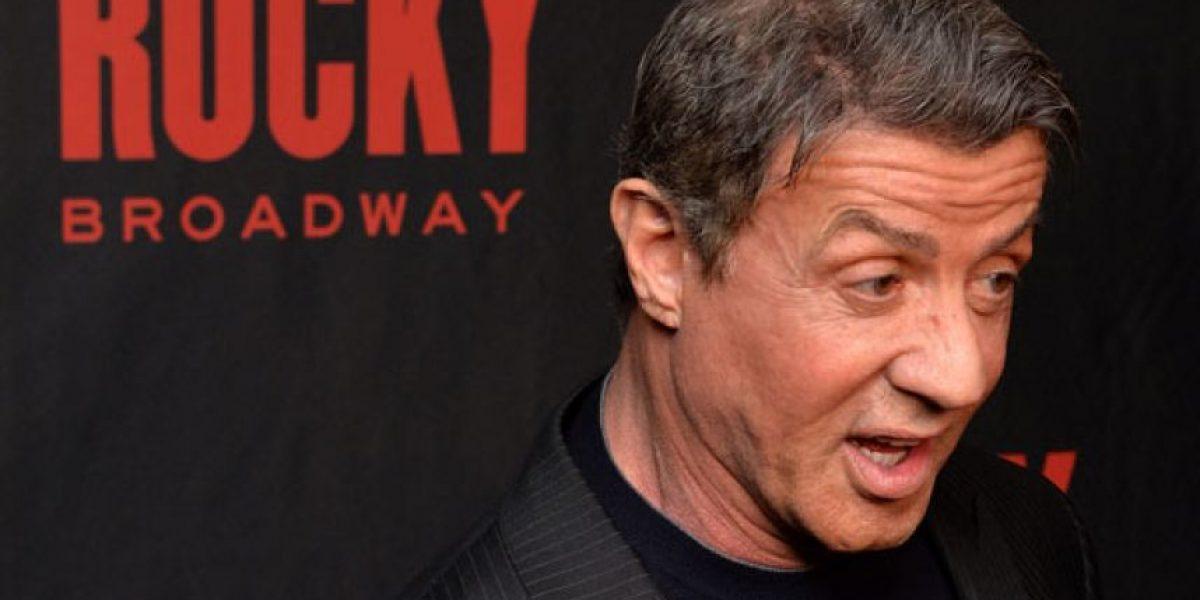 """""""Rocky"""" sí pagaría para ver a Mayweather vs. McGregor"""