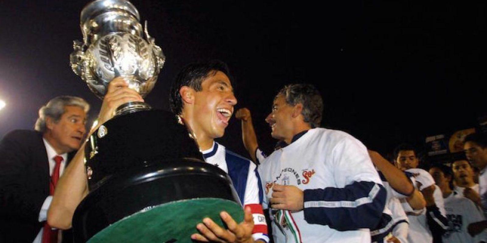 INVIERNO DEL 2001 Foto:Mexsport