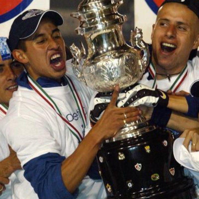 APERTURA 2003 Foto:Mexsport