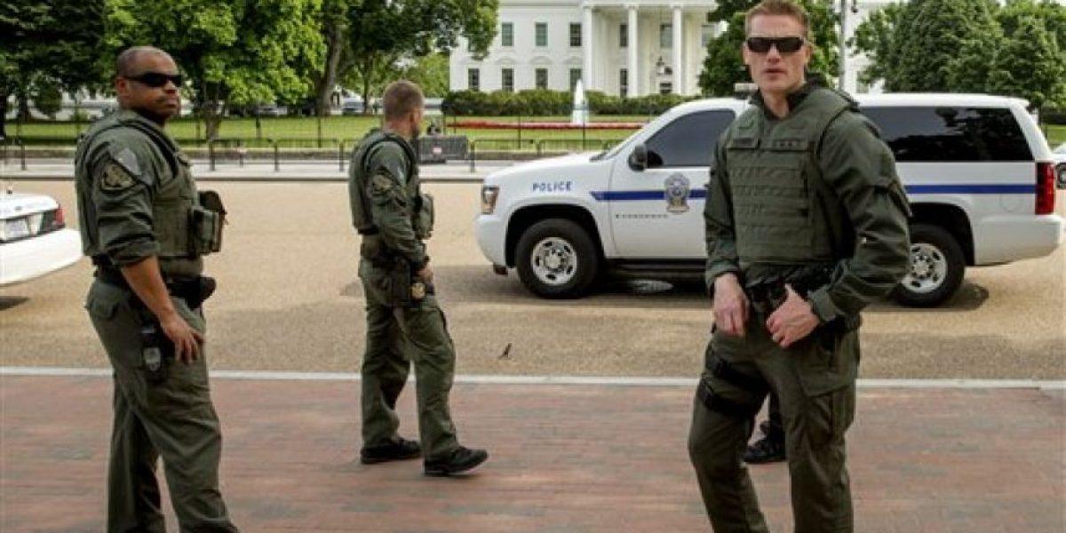 Alerta en la Casa Blanca por paquete sospechoso