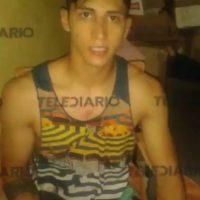 Supuesta imagen de Alan Pulido tras ser rescatado Foto:Telediario