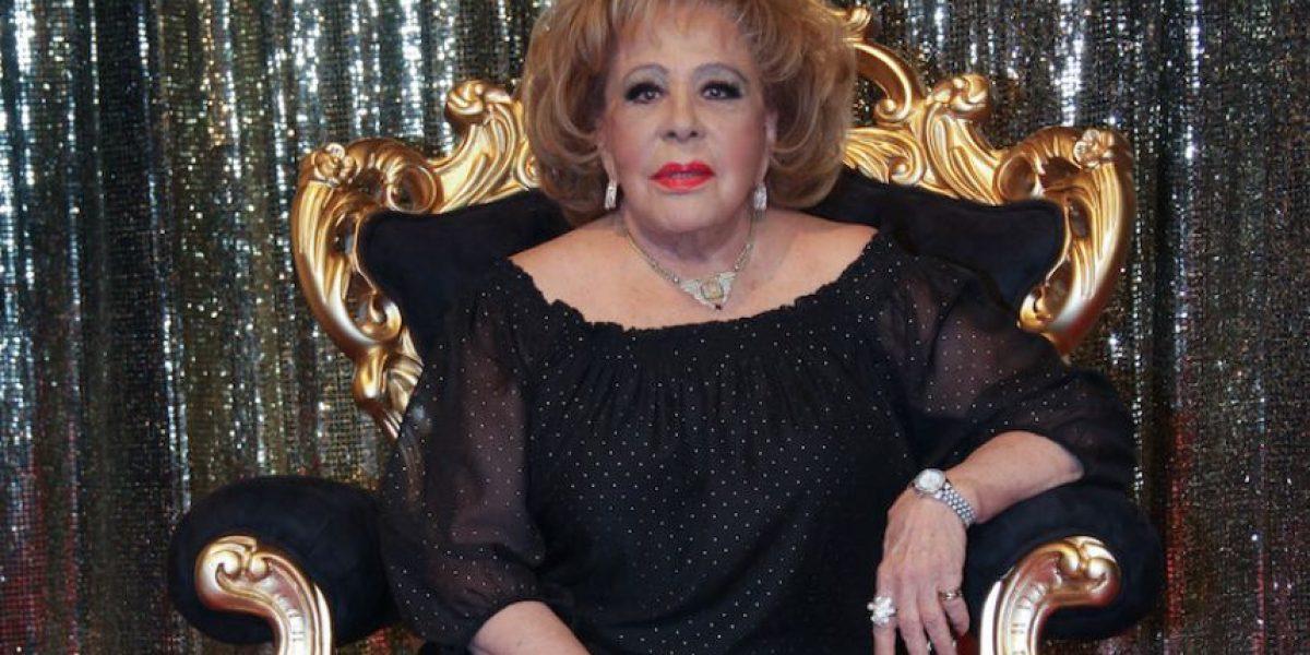 Regresa Silvia Pinal a Televisa