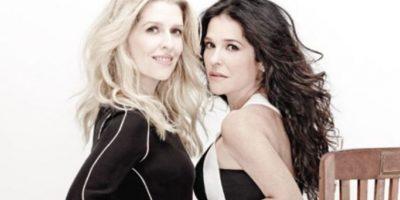 Eugenia y Martha Debayle Foto:Instagram